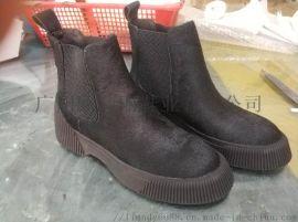 女靴加工厂家 靴子定做厂家 短靴加工厂家