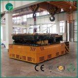 杭州厂家定制电动周转车水泥地面运输车胶轮