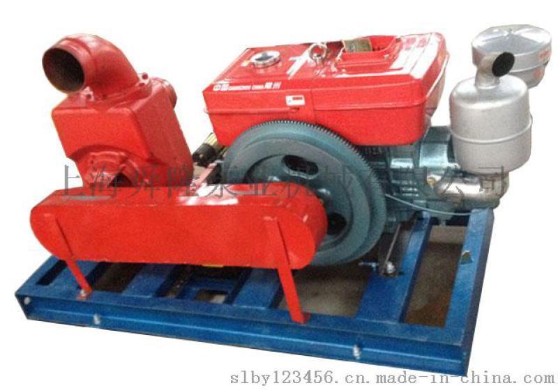 SLDZNB固定皮带轮转动单杠柴油机农用泵