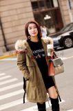 雪罗拉当季顶级高端羽绒服系列广西女装尾货折扣批发