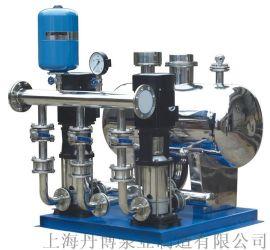丹博泵业生活无负压供水设备