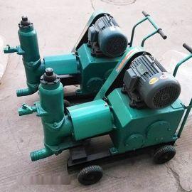 安徽滁州矿用注浆机单缸活塞注浆泵