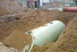 新型PE化糞池玻璃鋼化糞池 污水處理設備