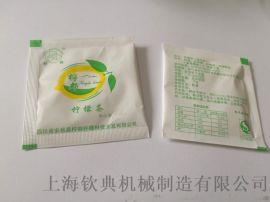 带线带标内外袋袋泡茶包装机,代用茶包装机