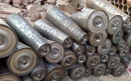 锥形托辊 不锈钢管件生产厂家