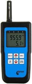 Comet 手持数据记录仪(带记录功能的温湿度和气压计)