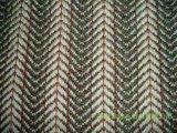 梭织粗花呢(  )