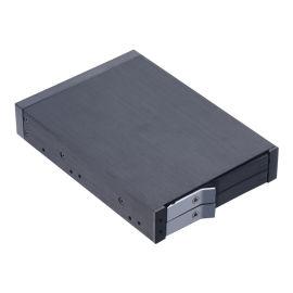 2.5寸双盘位,ST2524P内置硬盘抽取盒
