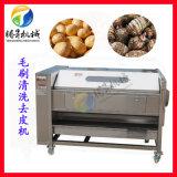 熱賣馬鈴薯加工設備,馬鈴薯清洗機