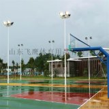 球场灯杆生产定做安装山东厂家