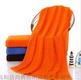 廠家直銷酒店賓館洗浴專用純棉染色加厚浴巾