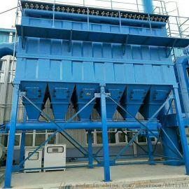 DMC脉冲式布袋除尘器砖厂砖窑专用  粉尘处理设备