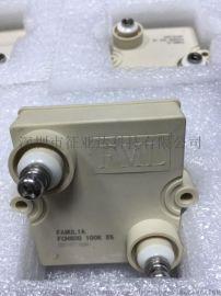 平面厚膜大功率电阻器 600W 100K