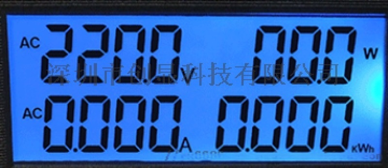LCD液晶显示屏 液晶屏 仪器仪表显示屏