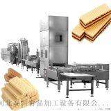 赛恒威化饼干设备威化生产线
