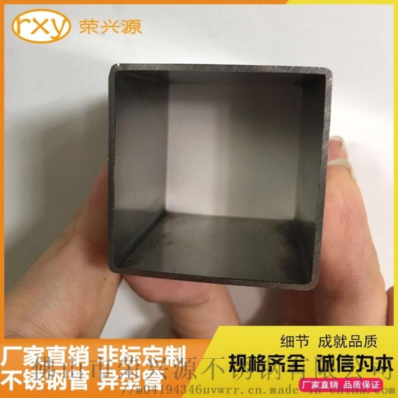 佛山不锈钢生产厂家定制304不锈钢镜面方管