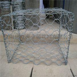 双隔板高尔凡雷诺护垫 高镀锌丝石笼网箱固滨笼