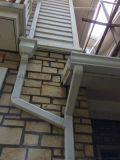矩形鋁合金方形雨水管100*80排水管落水