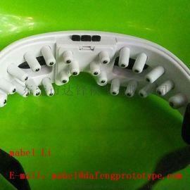 非标尼龙产品注塑加工 PA66加玻纤材料开模定制