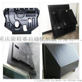 半自动吸塑机 电视机背板单头厚板吸塑机 手动上料型