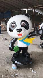 动物雕塑 玻璃钢雕塑厂家