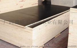 18mm建筑膜板使用次数多厂家直销