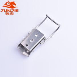 机械五金配件生产厂家,J303A不锈钢搭扣锁