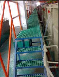 玻璃钢格栅地面 工程网格板格栅安装方式