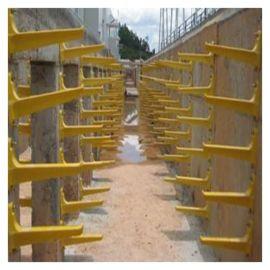 矿用的通信玻璃钢电缆支架强度高