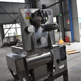 WZL-1000大豆豆渣混合机奇卓设备出料快无死角