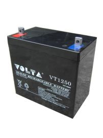 VOLTA(沃塔)12V50AH铅酸免维护蓄电池