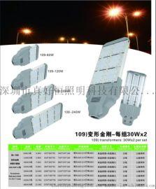 好恒照明专业生产中高端模组路灯HAH-MZLD-100 100W 进口电源 进口芯片