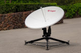 全自动Ka卫星便携站,1M口径
