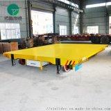 平板道轨车适合室内运输用低压轨道平板车