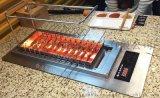 豐茂無煙電烤爐商用電烤爐自動翻轉燒烤爐烤串爐