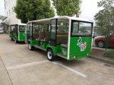 景區電動遊覽觀光車、11座旅遊觀光車