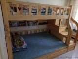 重庆长寿实木幼儿园单人床交货时间