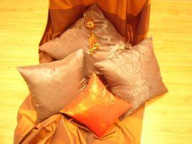 抱枕、靠垫,提花面料家纺成品 - 01A