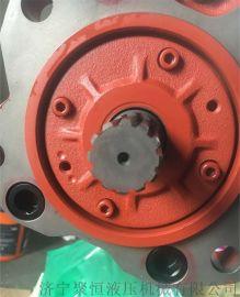斗山大宇SL225-V 挖掘机液压泵维修
