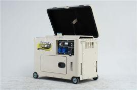 机房用12kw柴油发电机