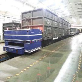 厂家销售 转运五金工具轨道牵引车 火车牵引机