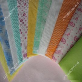 供应剪纸蓝色水刺布_手工艺无纺布生产厂家_新价格_多规格可定制