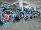 供應KT40-8型5.5KW低噪音電機外置式潮溼高溫氣體排風機