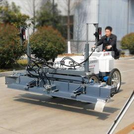 小型水泥摊铺机 地坪激光整平机两轮