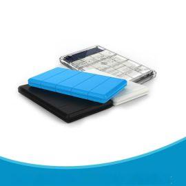 2.5寸笔记本移动硬盘盒子USB3.0防振减振SSD固态硬盘盒壳