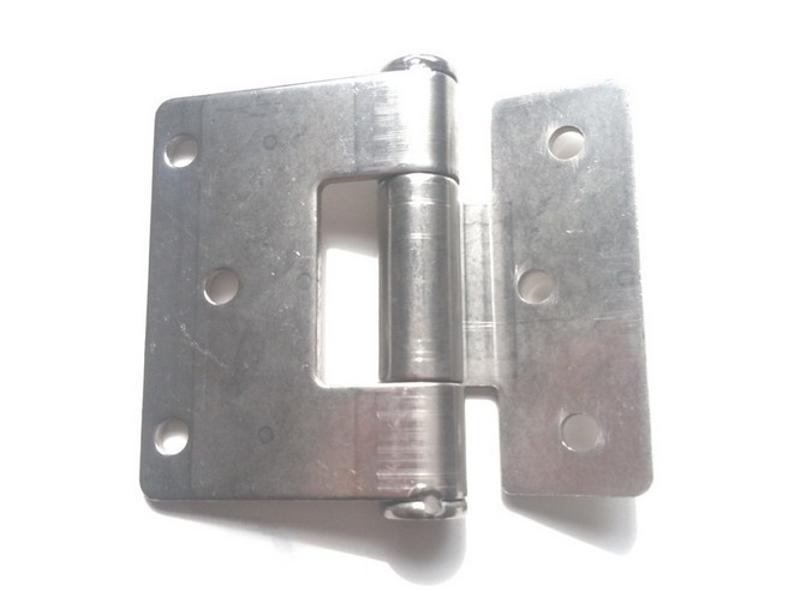 l供应【规格齐全】质量可靠的 重型不锈钢合页铰链