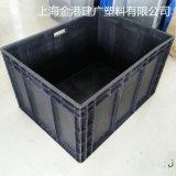 廠家直銷 廣汽汽車塑料週轉箱 800*600*450   配件包裝箱 物流箱