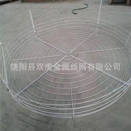 烟台学校吊扇防护钢丝网罩1.2m吊扇罩现货供应