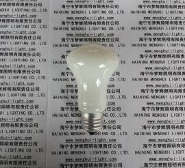 M60蘑菇形灯泡白色E27