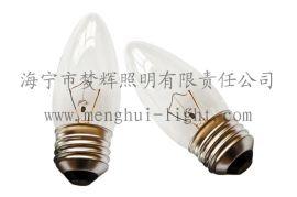 烛形灯泡(C35)